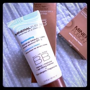 30%OFF CLOSET! NWT Bare minerals TINTED SPF BUNDLE
